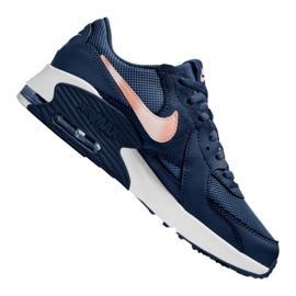Nike Air Max Excee Gs Jr CD6894-400 white navy blue