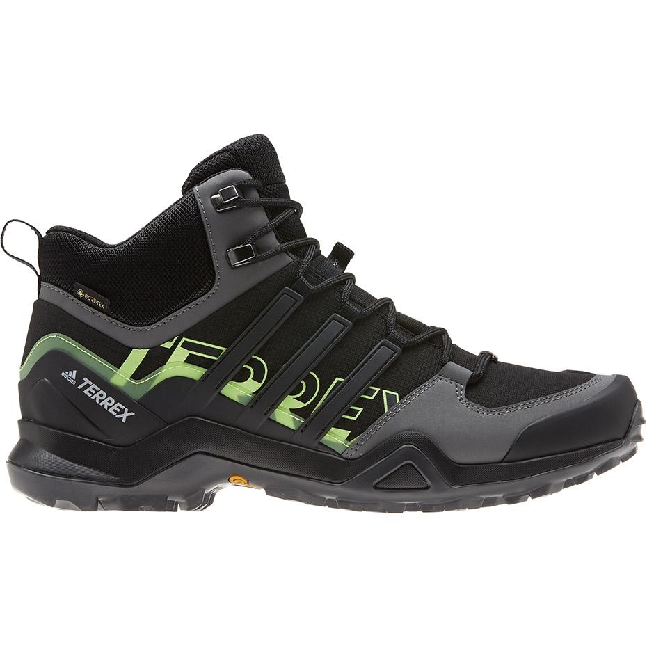 juego radioactividad tormenta  Adidas Terrex Swift R2 Mid Gtx men's shoes black EH2281 grey green -  ButyModne.pl