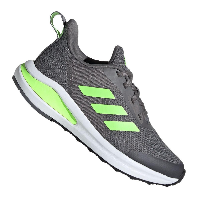 Running shoes adidas FortaRun Jr FV2605 grey
