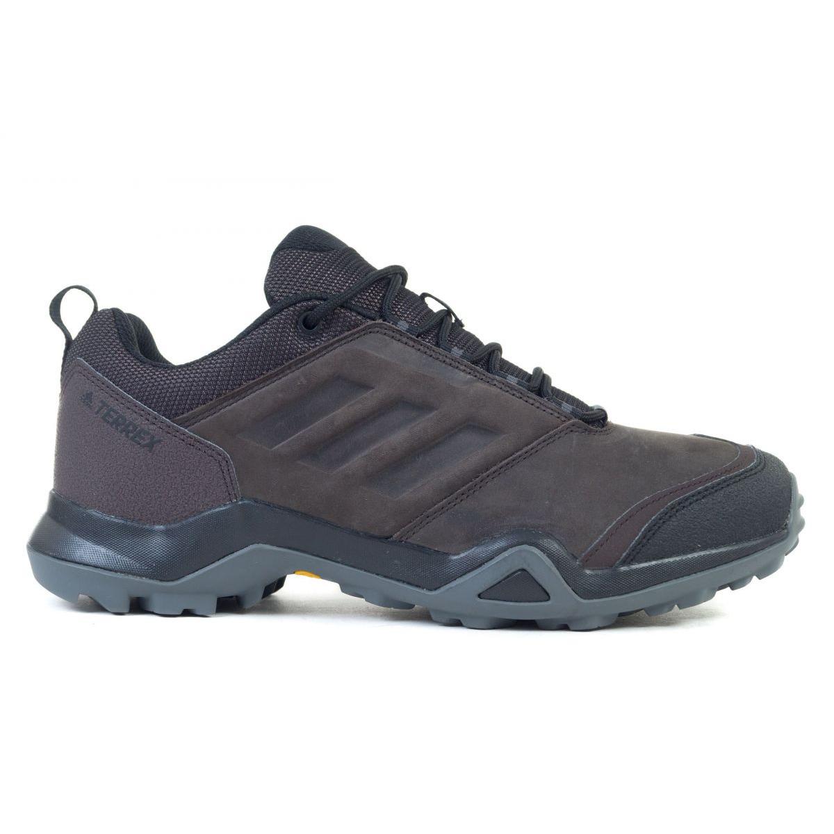 Adidas Terrex Brushwood Leather M AC7856 shoes brown black