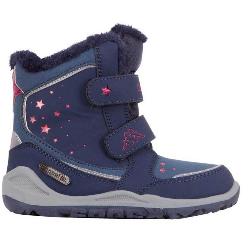 Kappa Cui Tex Jr 260823K 6722 boots navy blue