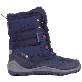 Kappa Alido Tex Jr 260813K 6760 shoes navy blue