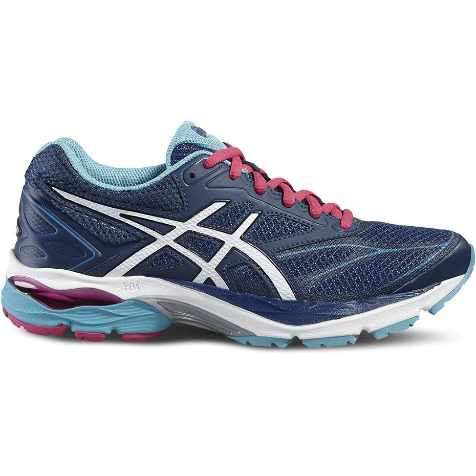 Asics Gel-Pulse 8 T6E6N-5801 women's running shoes navy blue ...