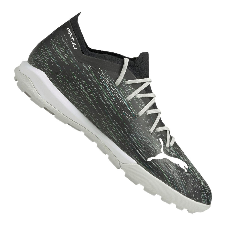 Puma Ultra 1.2 Pro Cage M 106346-02 football shoes black multicolored