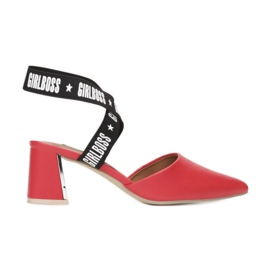 Vices 9244-19 Ed black red