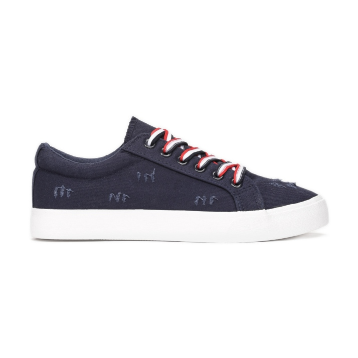 Vices 8402-13A Blue Red navy blue
