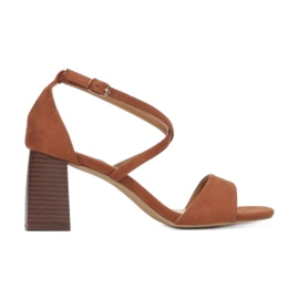 Vices 3387-68-camel brown