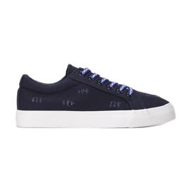 Vices 8402-13 Blue navy blue