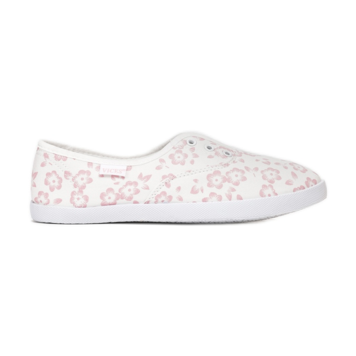 Vices T080-41 White pink