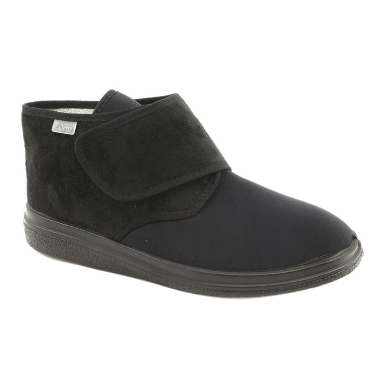 Befado women's shoes pu 522D002 black