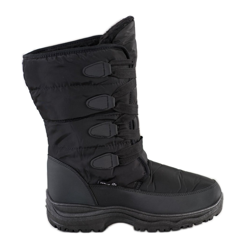 SHELOVET High Snowboots black