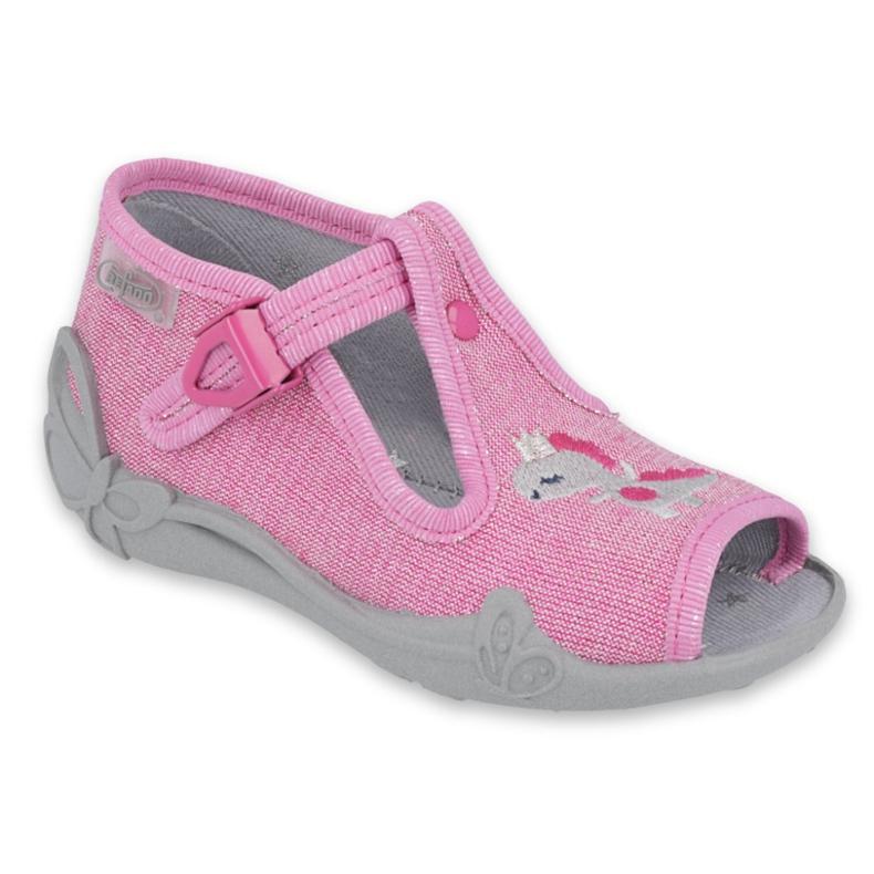 Befado children's shoes 213P122 pink