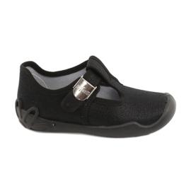 Befado children's shoes blanka black 115X006