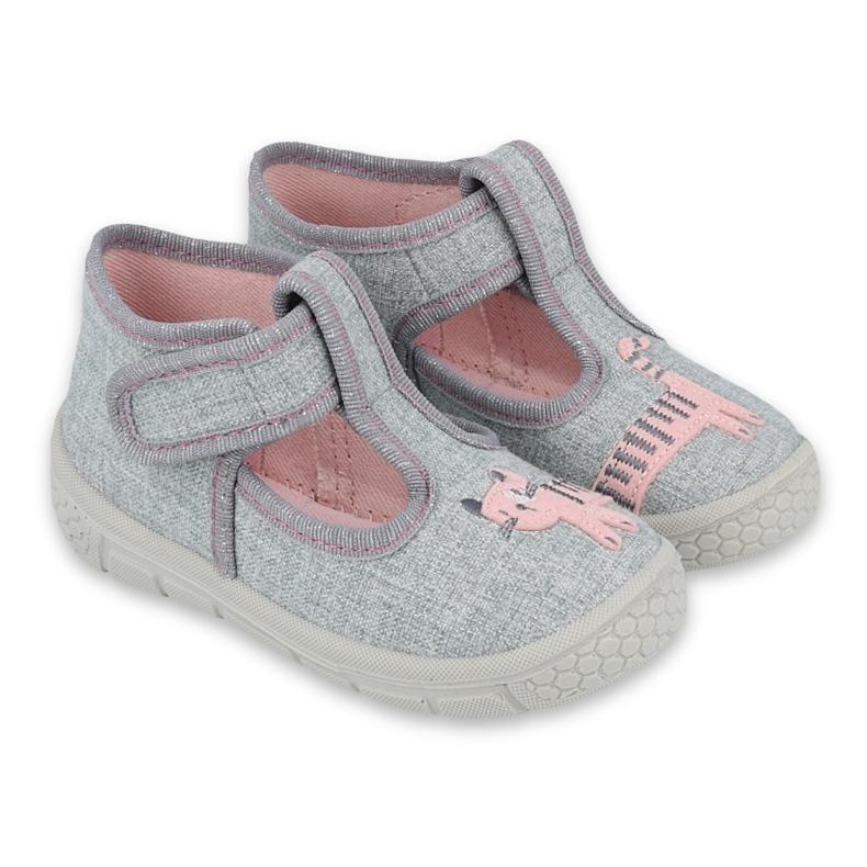Befado children's shoes 531P072 grey