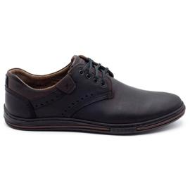 Polbut Men's casual shoes 402 black