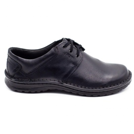 Joker Men's leather shoes 229 black