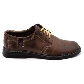 Joker Leather men's shoes 415 brown