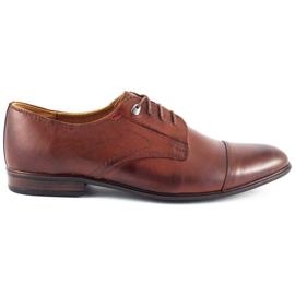 Olivier Men's formal shoes 301GT brown