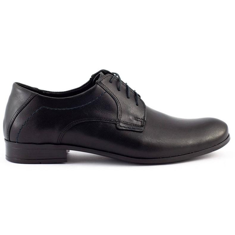 Mario Pala Men's formal shoes 704 black