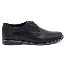 Mario Pala Men's formal shoes 870 black
