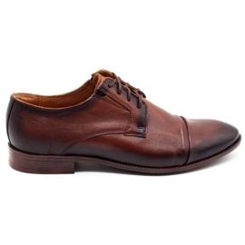 Joker Men's formal shoes 938 brown