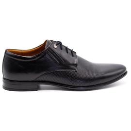 Olivier Formal shoes 482 black
