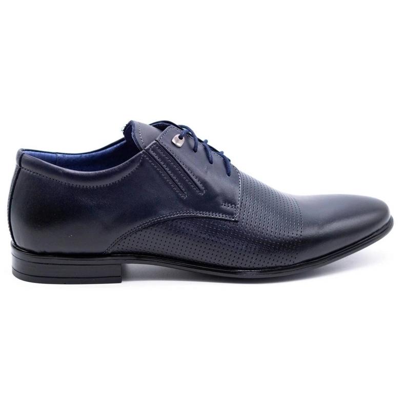 Olivier Formal shoes 482 navy blue