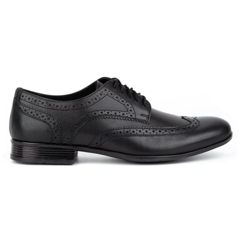 Olivier Formal shoes Black brogues