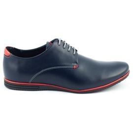 Olivier Formal shoes 1094 navy blue
