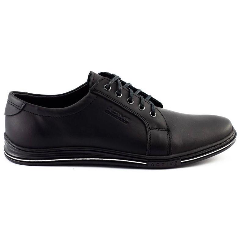 Polbut Men's shoes 320 black