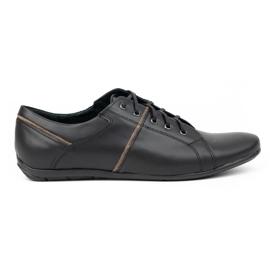 Polbut Black men's shoes C25