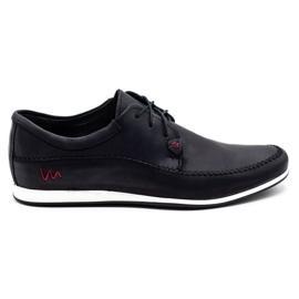 Polbut Leather men's shoes C22 black