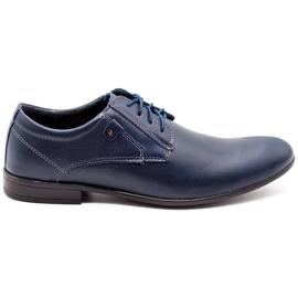 KOMODO 850 men's formal shoes navy blue