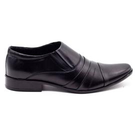 Lukas Formal slip-on slippers 206 black