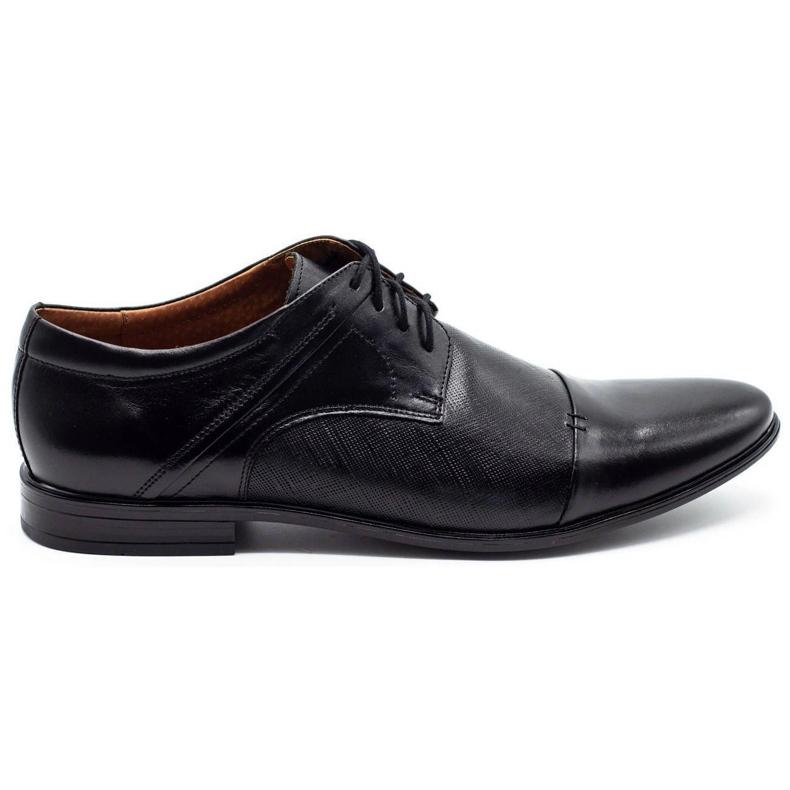 Olivier Men's formal shoes 710 black