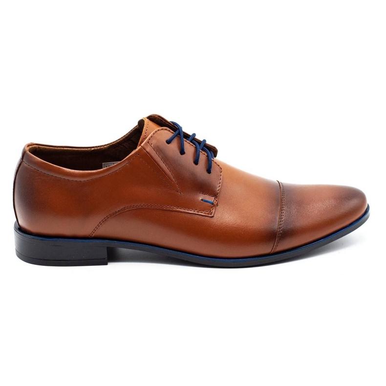 Lukas Men's formal shoes 288 brown
