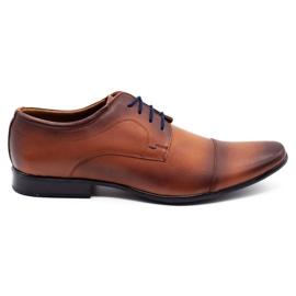 Lukas Men's formal shoes 288D brown