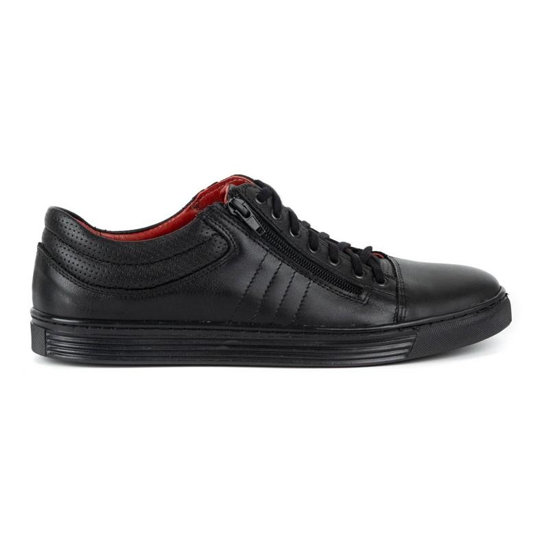 KENT Men's Casual Shoes 305s black
