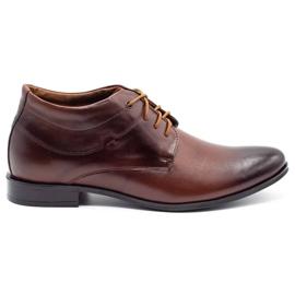 Lukas Men's shoes increasing 300LU brown
