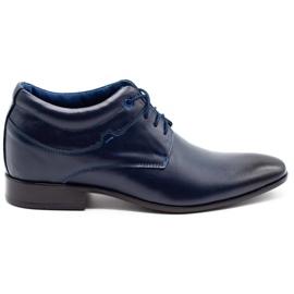 Lukas Men's shoes increasing 300LU navy blue