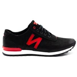Joker Black casual men's shoes 301J