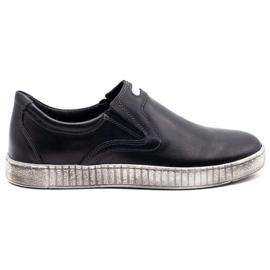 Joker Black men's shoes 387V