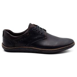 Polbut Men's casual shoes 402E black