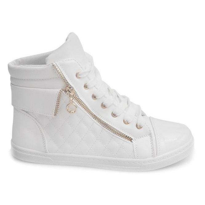High-top Sneakers ZJY-C130 White