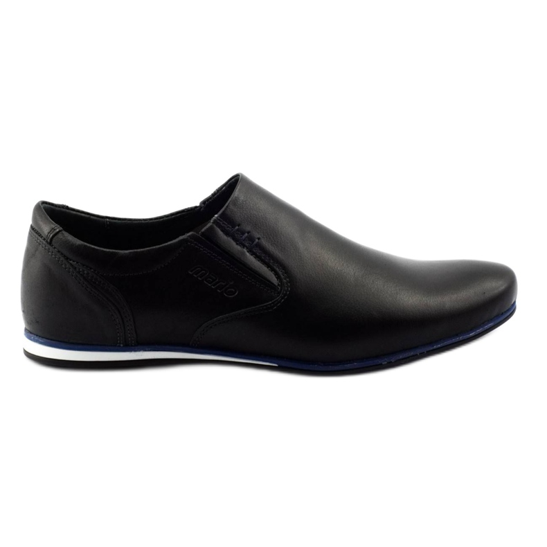 Mario Pala Men's shoes 624 black