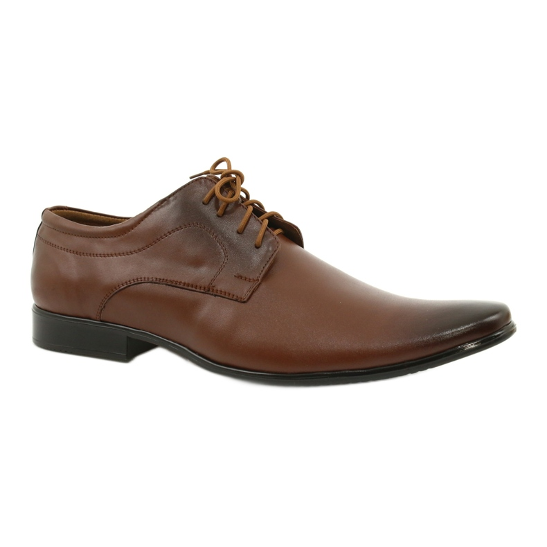 Lukas 447 brown men's formal shoes
