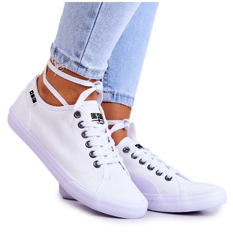 Women's Sneakers Big Star W274835 White