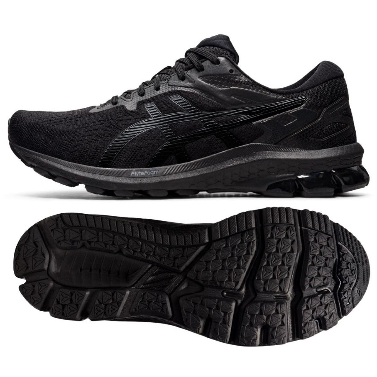 Asics GT-1000 10 M 1011B001-006 black - KeeShoes