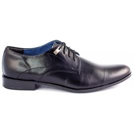 Formal men's shoes 090 black