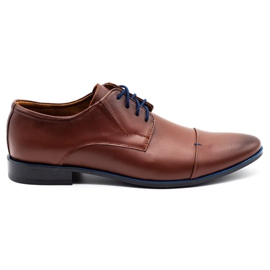 Lukas Men's formal shoes 286 brown